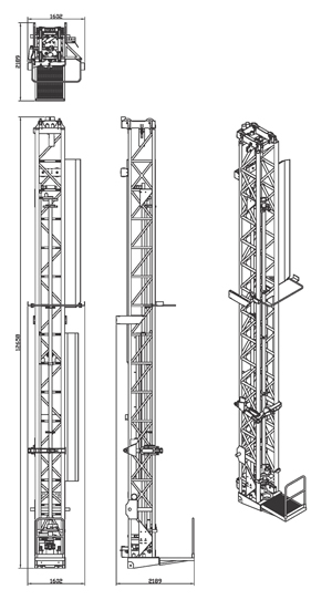 Mammoth Atlas Copco DM30 Mast Page 3
